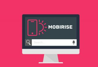 I Onepage con Mobirise