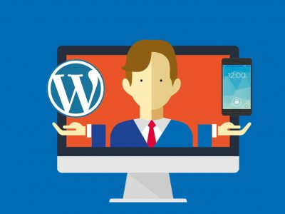 WordPress Onepage per professionisti